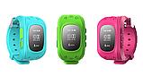 Smart baby watch q-50 з GPS трекером, Дитячі смарт годинник, фото 4