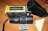 Монокуляр BUSHNELL 16x52 Подвійне фокусування, фото 3
