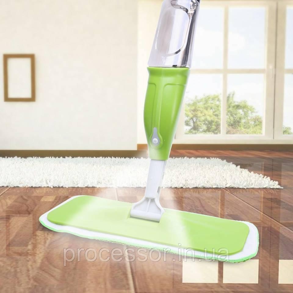 Швабра з розпилювачем healthy spray mop