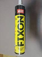 Монтажний клей ПОЛІУРЕТАНОВИЙ FIXON (на основі синтетичного каучуку) BeLife, 300 мл