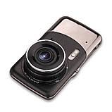 Автомобільний Відеореєстратор Full Hd з камерою заднього виду DVR CD 812, фото 2