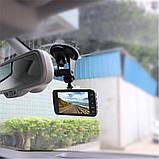 Автомобильный Видеорегистратор Full Hd с камерой заднего вида DVR CD 812, фото 6