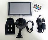 """Автомобільний GPS-навігатор Navitel 7"""" ddr2-128mb, 8gb HD\ємнісний екран, фото 3"""