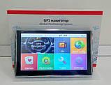 """Автомобільний GPS-навігатор Navitel 7"""" ddr2-128mb, 8gb HD\ємнісний екран, фото 6"""