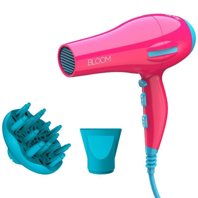 Фен для волос с ионизацией GAMA BLOOM FLOW ION PINK 2200W