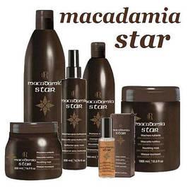 Macadamia star питание и увлажнение для сухих и поврежденных волос