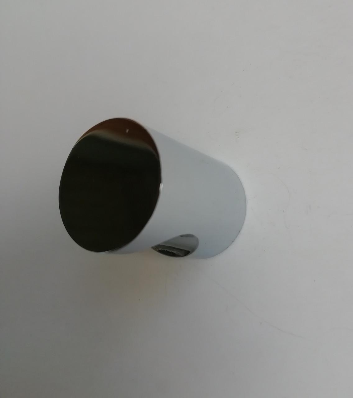 Ручка мебельная кнопка GIFF 3/131 в хроме
