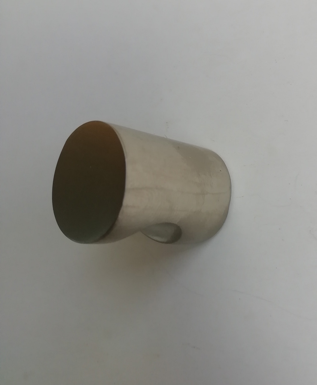 Ручка меблева кнопка GIFF 3/131 сатин