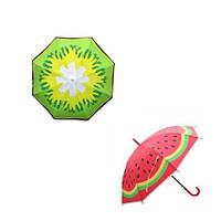 Зонт трость полуавтомат 60см 8 спиц