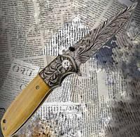Тотем. Складной нож. Модель СМ77, фото 1