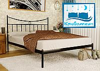 Металлическая кровать Paris-1 (Париж-1) 80х190 см. Метакам
