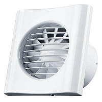 Вентилятор бытовой Домвент Ø125 Тиша тихий бесшумный вентилятор в ванную комнату и кухню