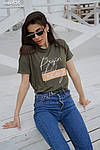 "Стильна футболка ""Бегін"" Стильно/Модно, фото 3"