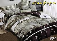 Комплект постельного белья Тет-А-Тет евро 804 ранфорс