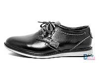 Детские туфли кожаные для мальчика., фото 1