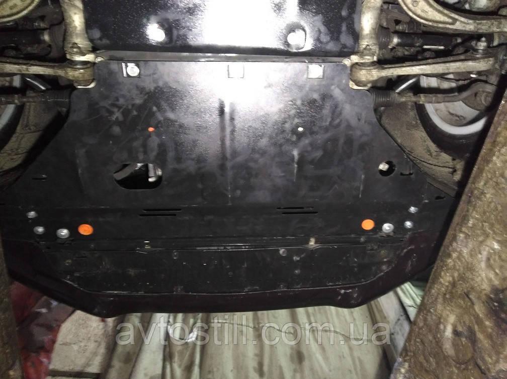 Захист картера двигуна і коробки перемикання передач Audi A4 B8 (2008-2015)
