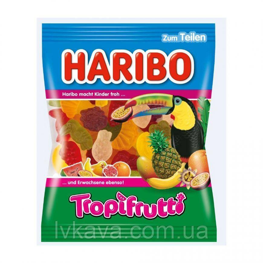 Желейные конфеты Haribo Tropifrutti , 100 гр