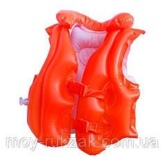Детский надувной жилет Intex 58671, от 3 лет