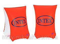 Детские нарукавники для плавания Intex 58641, 30*15см