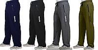 Р-р 48-64, Трикотажные мужские спортивные брюки , штаны весенне-летние