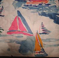 Летнее одеяло -покрывало Евро размер Одеяло  тонкое Одеяло 200х215