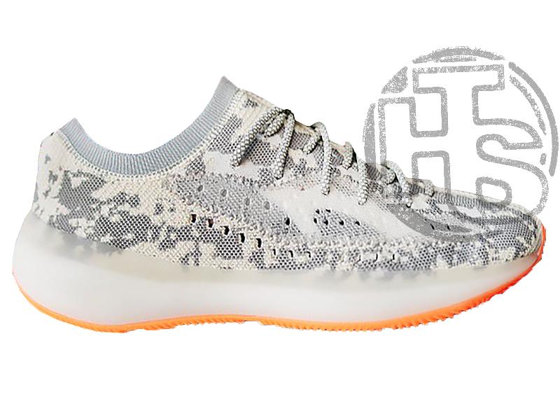 Мужские кроссовки Adidas Yeezy Boost 380 Cream Grey FB6878