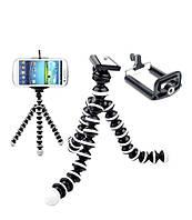 Tripod selfie 390 Трипод селфи с гибкими ножками Тренога для фото самортфона фотаппарата