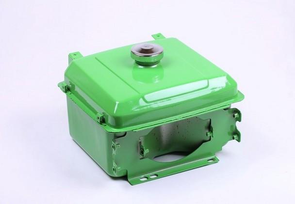 Бак топливный с крышкой (1GZ90) — 195N