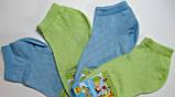 Носки детские летние имитация сетки  р. 22 арт.851, фото 3