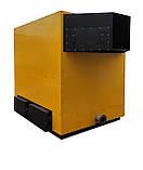 Твердотопливный, пеллетный котел 800 кВт с факельной горелкой + шнек питатель + щит управления, фото 4