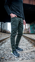 Мужские тёплые штаны