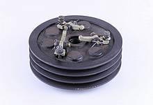 Сцепления в сборе 3 ручья 2 диска (мототрактор) — MFC
