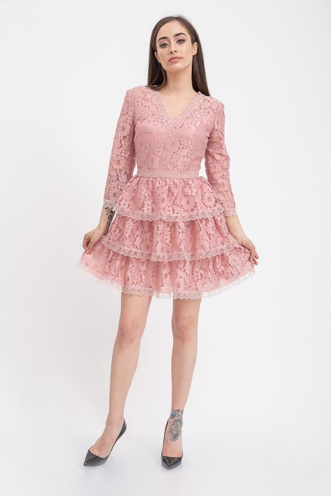 Платье женское пудра TRG 2897