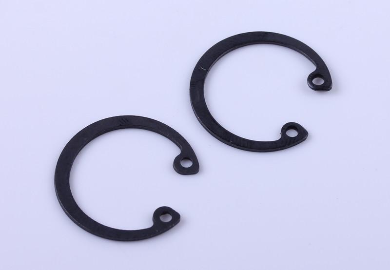 Кольца стопорные пальца поршневого (2 шт.) — 186F