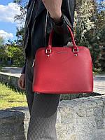 Сумка Майкл Корс цвет красный, фото 1