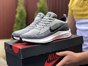 Кроссовки Nike Flyknit Lunar 3,светло серые, фото 2