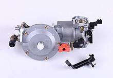 Карбюратор з газовим редуктором — 168F
