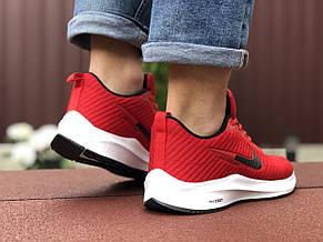 Кроссовки Nike Flyknit Lunar 3,красные, фото 3