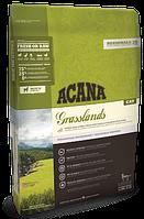 Сухой корм Acana (Акана) GRASSLANDS корм для кошек всех пород (ягненок) 5,4 кг