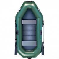 ST260 лодка ШТОРМ надувная двухместная ПВХ (STORM) со сланью серия СТ