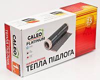 Нагревательная Саморегулирующаяся инфракрасная пленка Caleo Platinum 220-0,5-4.0 (4 м2)