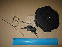 Крышка бака топл. (пластик)  MB 80мм. (с ключем и цепью) (RIDER)  RD19-65-238