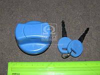 Крышка бака топл.  DAF,MAN,MB (пластик с ключем) 40 мм (RIDER)  RD19-65-241