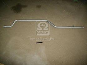Труба вихлопна ГАЗ 2705 вихід назад (виробництво ГАЗ) 3221-1203170-10