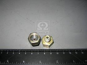 Штуцер М12х1,25 гальмівних трубок ГАЗ 3307 (виробництво ГАЗ) 33078-3506005