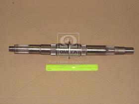 Вал вторинний КПП ГАЗ 3309,ВАЛДАЙ (Д 245) (виробництво ГАЗ) 33104-1701105