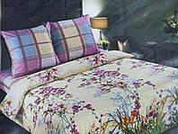 Постельное белье Комфорт текстиль  поплин двухспальное