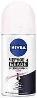 """Дезодорант шариковый """"Невидимая защита для черного и белого"""" Nivea Deodorant Invisible Clear 50 мл"""