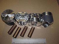 Поршень цилиндра ВАЗ 2105 d=79,8 группа B Р2 Мотор Комплект (NanofriKS), поршневой палец (МД Кострома)  2105-1004015-БР