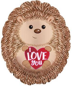 "К 20'' I Love You Hedge Hog (Ёжик ""Я Тебя Люблю"")"